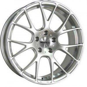 Monaco Mirabeau Silver 7x17 4/100 ET37 B73.1