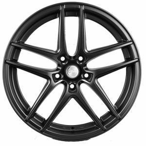 OVM Spider Matt Black 7x16 5/114.3 ET38 B73.1