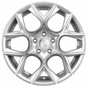 OVM Summerflake Silver 8x18 5/112 ET35 B66.5