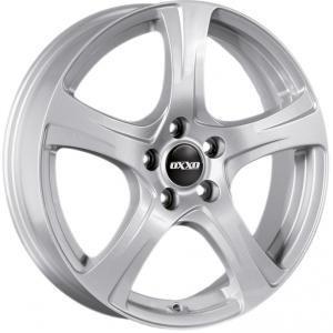 OXXO Narvi Silver 5.5x14 4/100 ET40 B63.4