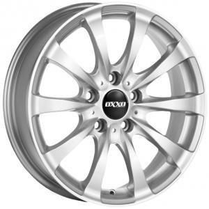 OXXO Racy Silver 6.5x16 5/120 ET42 B72.6