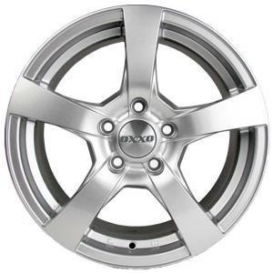 OXXO Santa Silver 5.5x14 4/108 ET45 B63.4