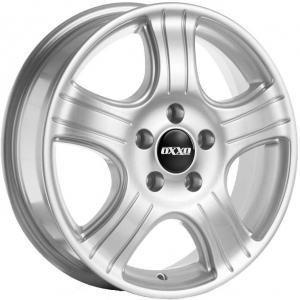 OXXO Ullax Silver 6x15 5/112 ET50 B66.6