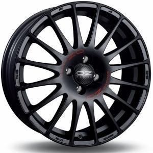 OZ Superturismo GT Matt Black 7x16 4/100 ET37 B68