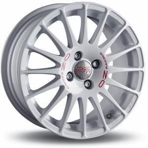 OZ Superturismo WRC White 8x17 5/100 ET35 B68