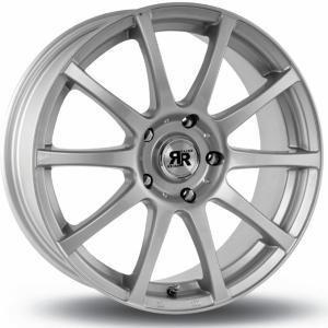Racer Axis Silver 6x14 4/100 ET35 B67.1