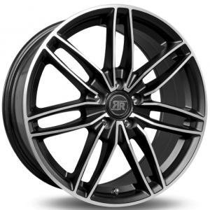 Racer Edition Black Polished 6.5x15 4/100 ET35 B73.1