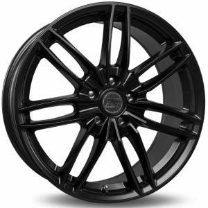 Racer Edition Matt Black 6.5x15 4/100 ET35 B73.1