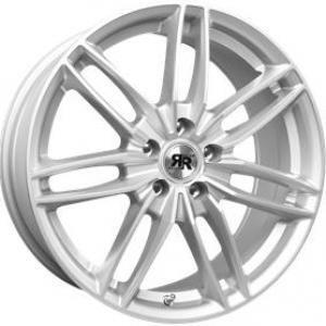 Racer Edition Silver 7.5x17 5/100 ET35 B73.1