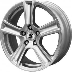RC Design RC19 Silver 6.5x15 5/110 ET38 B65.1