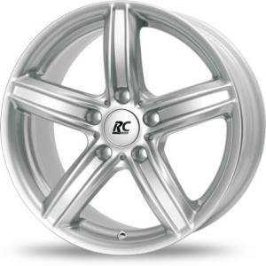 RC Design RC21 Silver 8x17 5/120 ET30 B72.6
