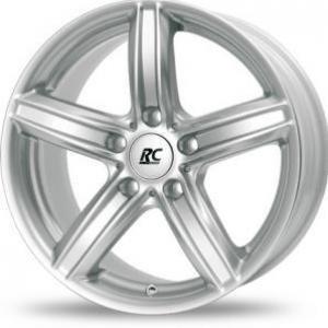 RC Design RC21 Silver 7.5x17 5/120 ET32 B72.6