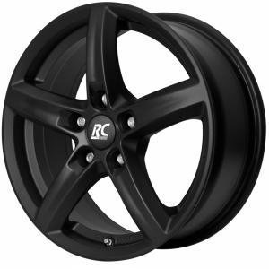 RC Design RC24 Matt Black 6x15 4/98 ET35 B58.1