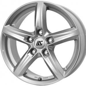 RC Design RC24 Silver 6.5x16 4/100 ET38 B60.1