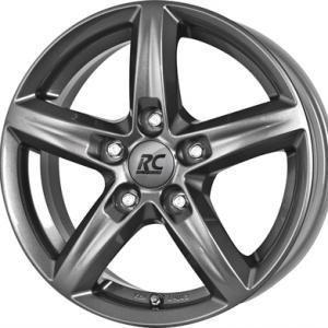 RC Design RC24 Titanium 6.5x16 5/112 ET33 B57.1