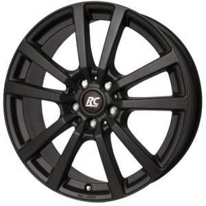 RC Design RC25 T Matt Black 6.5x16 5/118 ET48 B71.1