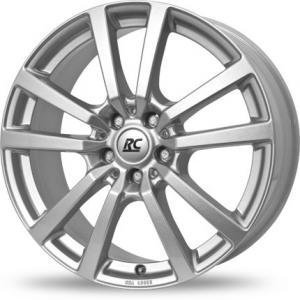 RC Design RC25 Silver 8x18 5/127 ET56 B71.6
