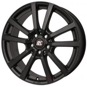 RC Design RC25 Matt Black 8x18 5/127 ET56 B71.6