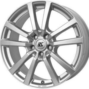 RC Design RC25 Silver 8.5x19 5/112 ET28 B66.6