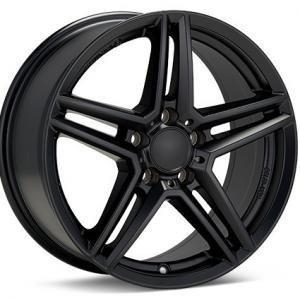 Rial M10 Black 6.5x16 5/112 ET38 B66.5