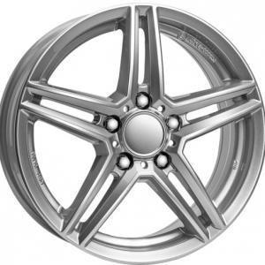 Rial M10 Silver 6.5x16 5/112 ET38 B66.5
