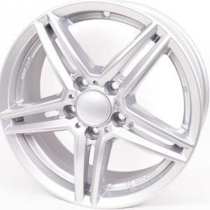 Rial M10 X Silver 8.5x19 5/112 ET54 B66.5
