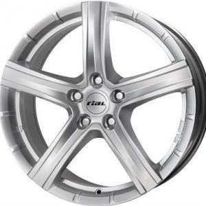 Rial Quinto Silver 7x16 5/112 ET38 B70.1