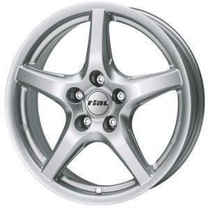 Rial U1 Polar Silver 6x16 4/108 ET40 B63.3