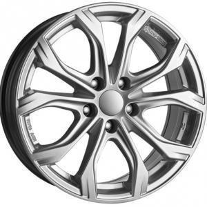 Rial W10 Silver 7x16 5/112 ET39 B66.6
