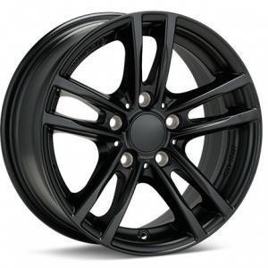 Rial X10 Black 7.5x17 5/120 ET32 B72.6