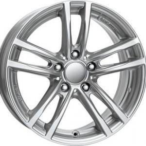 Rial X10 Silver 5x19 5/112 ET43 B66.6
