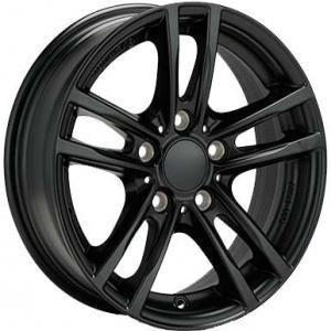 Rial X10 Black 7x16 5/120 ET31 B72.6