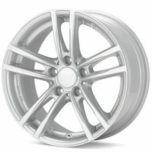 Rial X10 Silver 8.5x18 5/120 ET46 B74.1