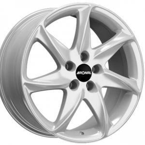 Ronal R51 Silver 6.5x15 4/100 ET38 B68
