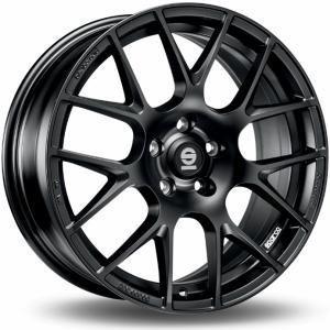 Sparco Pro Corsa Matt Black 8x18 5/112 ET48 B73.1
