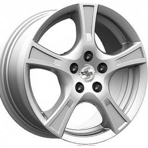 Spath SP01 Silver 5.5x14 4/100 ET30 B56.6
