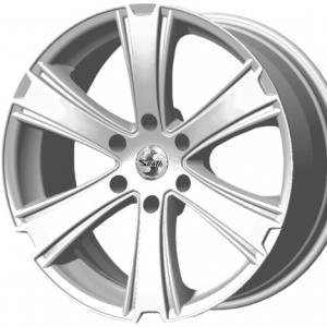 Spath SP36 H Silver 9.5x22 6/130 ET50 B84.1