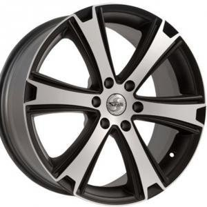 Spath SP36 H Gun Metal Polished 7x16 6/114.3 ET30 B66.1