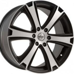 Spath SP36 H Gun Metal Polished 7.5x17 5/118 ET58 B71.1