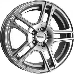 Spath SP39 Silver 7x17 5/112 ET45 B66.5