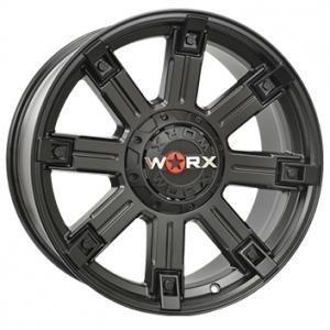 Worx Triton Matt Black 9x20 5/150 ET25 B110.1